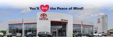 Toyota of Smithfield | Toyota Dealer in Smithfield, RI