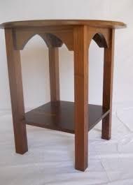 walnut end table. Round Walnut End Table; Table L