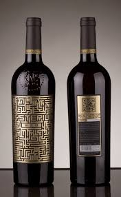 Cool Wine Labels Cool Packaging Mysterium Wine Label Paperspecs