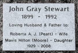 Mavis Hilton Stewart Moore (1929-2008) - Find A Grave Memorial