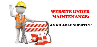 Image result for site under maintenance