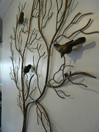 large outdoor metal artwork contemporary metal wall art large gold birds in a tree on outdoor metal wall art birds with large outdoor metal artwork contemporary metal wall art large
