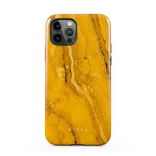 Mango Smoothie - Yellow iPhone 12 Pro Max Case