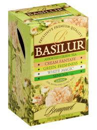 """<b>Ассорти</b> зеленого <b>чая</b> """"<b>Букет</b>"""", 20 пак <b>Basilur</b> 8291278 купить ..."""