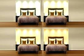 hotel room lighting. Room Lighting Design Bedroom Color Temperature Hotel Ideas Modern Living