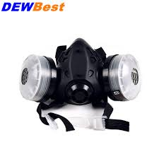 good quality 9578 respirator gas mask filter cotton chemical respirator painting and dust mask