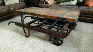 superb photo gallery of antique cart coffee table viewing 15 of 15 photos