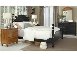 bedroom furniture durham. Durham Furniture King Cannonball Bed 900-145 Bedroom H