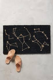 Accessories: Constellation Doormat Space Theme Decorations - 49 ...