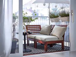 small balcony furniture. 8 Stylish Balcony Updates That Start At Ikea Decorating A Small Outdoor Space Presents Many Furniture