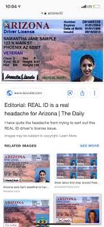 Arizona Real - Id Yelp
