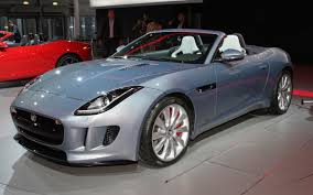 2014 Jaguar F-Type - Information and photos - ZombieDrive