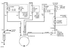 honda accord alternator wiring diagram wiring diagrams 94 honda accord alternator diagram image about wiring