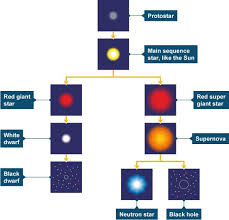 Main Sequence Star Chart Life Cycle Of A Sun Like Star Pics About Space