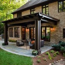 Awesome Exterior Covered Patio Gable This covered Porch
