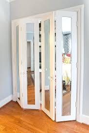 closet doors ideas closet door ideas with mirror closet door and laminate flooring and bedroom area