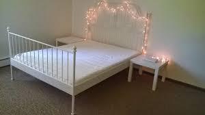 Image of: Leirvik bed frame furniture