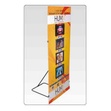 Foam Board Display Stand Foam Board Cut Out Standee View Specifications Details of Cut 57