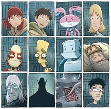 amulet ic characters