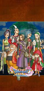 Dragon Quest 11 Wallpaper Iphone