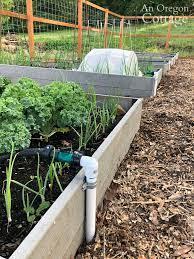 diy garden watering system easy