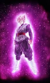 Ultra Hd Goku Black Rose Wallpaper 4k ...
