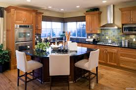 Kitchen Open To Dining Room Marvelous Open Kitchen Dining Room Ideas Images 3d House Designs