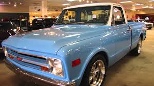 1968 Chevy Truck - YouTube