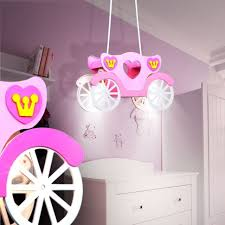 kids ceiling lighting. Kids Ceiling Light Pendant Lamp Pink Girls Princess Carriage Lighting 8 Watt LED G