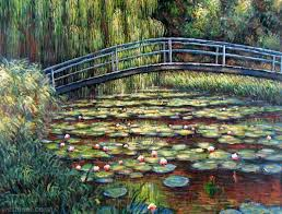 paintings monet painting painting claude monet monet water lily painting