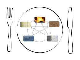 5 elemente diät