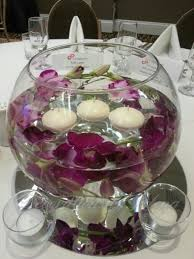 Decorative Fish Bowls For Wedding Tables