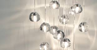 mizu flowing light suspension