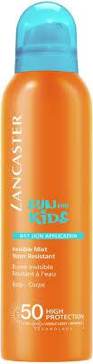 <b>Lancaster Sun Kids Солнцезащитный</b> водостойкий спрей для ...