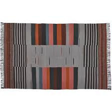 grant grey wool rug