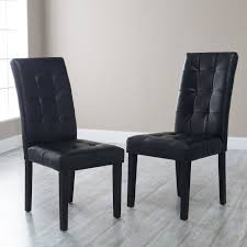 delectable homepop suzani parson dining chair set of inspire q catherine print parsons side faux leather