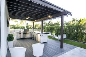 Outdoor Kitchen Roof Outdoor Kitchens Outdoor Kitchen Appliances Luxapatio