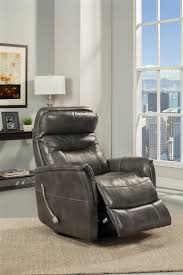gemini swivel glider recliner in heather fabric by parker house mgem 812gs hea