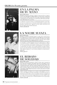 Programa Mensual Noviembre by Cineteca Nacional de México - issuu