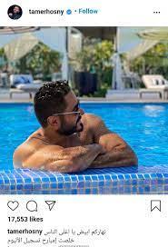 تامر حسني يعلن انتهاء تسجيل أغاني ألبومه الجديد - بوابة فيتو