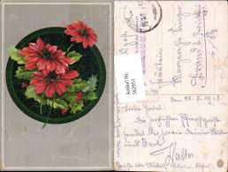 562951künstler Ak Weihnachtsstern Stechpalmenzweig Blume