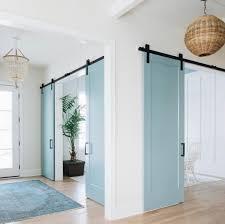 Light Blue Barn Door Pin By Elizabeth Webb On Doors Windows In 2019 Home