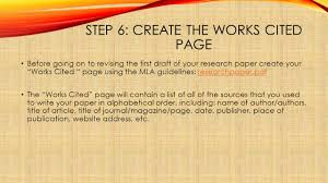 writing a research paper by snezana blazeski step choosing a 7 step