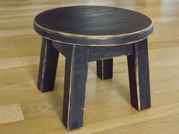 wooden foot stools stoolreclaimed wood painted riser round stool step stool foot stool painted h wooden wooden foot stools