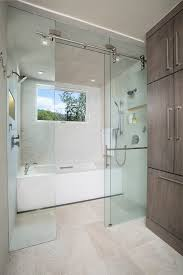 denver sliding glass door treatments with lever handles bathroom contemporary and mountain home unique showers
