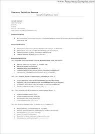 pharmacist curriculum vitae template pharmacist resume sample