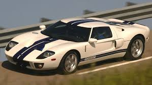 Mint 2006 Ford GT heading to auction