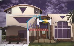 Small Picture House Design 5 Marla 10 Marla 1 Knal FDA City Faisalabad