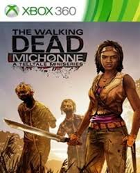 The Walking Dead Michonne RGH Xbox 360 ESP Mega