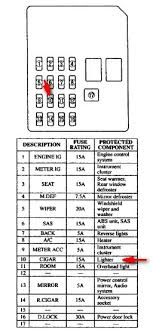 mazda cx fuse box diagram automotive wiring diagrams